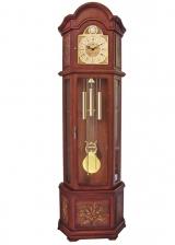 Напольные часы с верхом в виде шапки