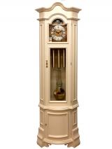 Напольные часы цвета Слоновая кость