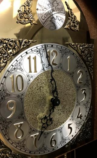 часы Hermle 0451-30-179-2