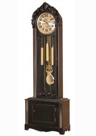 Интерьерные напольные часы Sinix 924 ES BLK