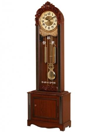 Интерьерные напольные часы Sinix 624 ES