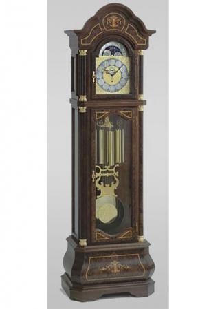 Механические напольные часы премиум класса Kieninger 0138-82-01