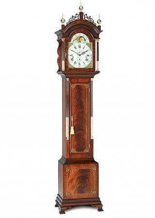 Напольные часы Comitti C2004TCH The Chatham