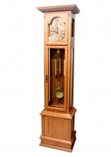 Напольные кварцевые часы SARS 2075a-15 Oak