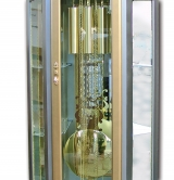 напольные часы часы SARS 2092-1161 old silver & gold