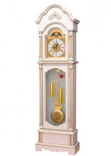 Напольные кварцевые часы Columbus CR-280Q-PG с золотой патиной